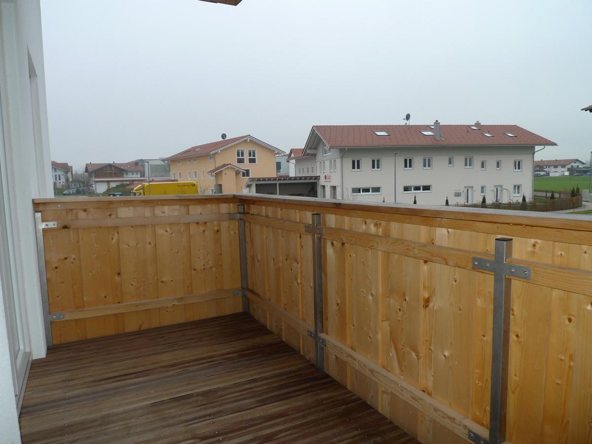 Balkon Wohnung