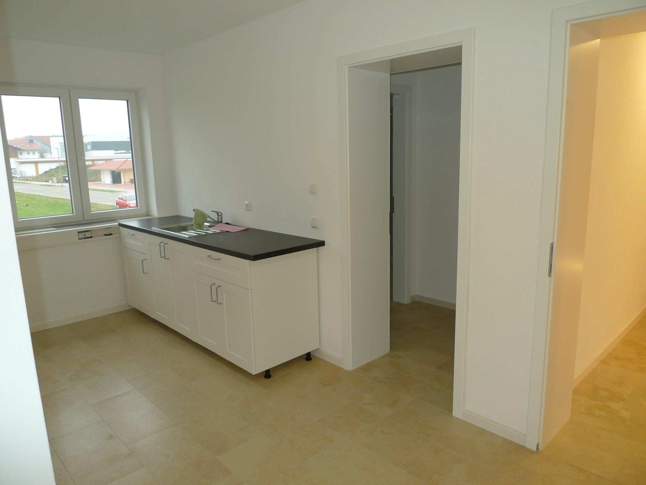 Eingangsbereich/Teeküche Büro