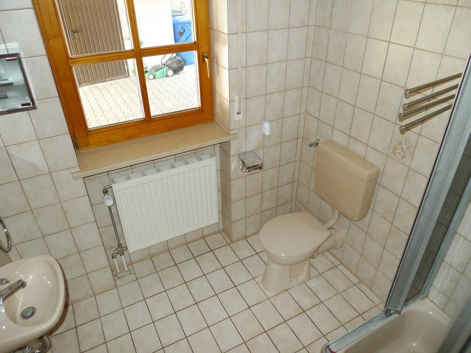 WC/Dusche EG